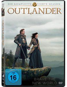 Outlander – Die komplette vierte Season [5 DVDs]