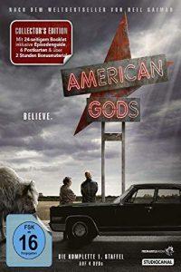 American Gods – Staffel 1 [4 DVDs]
