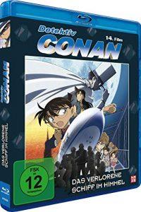 Detektiv Conan – 14. Film: Das verlorene Schiff am Himmel [Blu-ray]