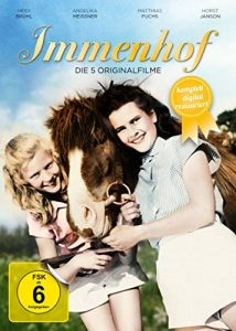 Immenhof – Die 5 Originalfilme (digital restauriert, 3 Discs)