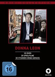 Donna Leon – Collection (Filme 1-20) [10 DVDs]