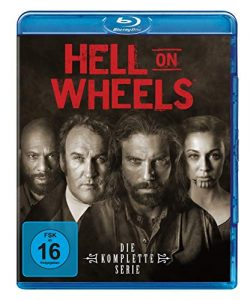 Hell On Wheels – Staffel 1-5 [Blu-ray]