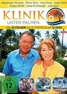 Klinik unter Palmen – Die komplette Serie – alle 23 Folgen aus 8 Staffeln auf 12 DVDs