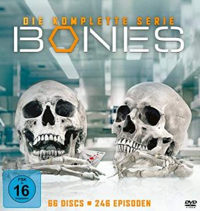 Bones – Complete Box [66 DVDs]