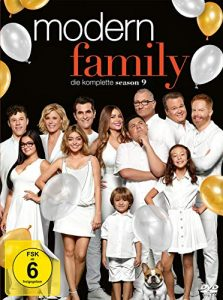 Modern Family – Die komplette Season 9 [3 DVDs]