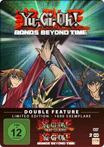 Yu-Gi-Oh! Movie Collection – Der Film + Bonds Beyond Time – Limited Edition [2 DVDs]
