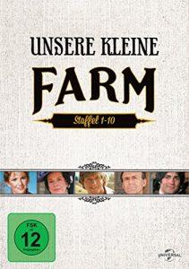 Unsere kleine Farm – Die komplette Serie – Staffel 1-10 [58 DVDs]