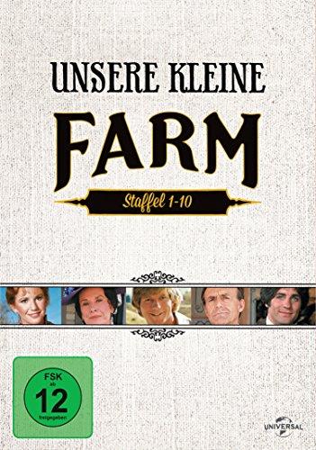 Unsere kleine Farm - Die komplette Serie - Staffel 1-10 [58 DVDs]