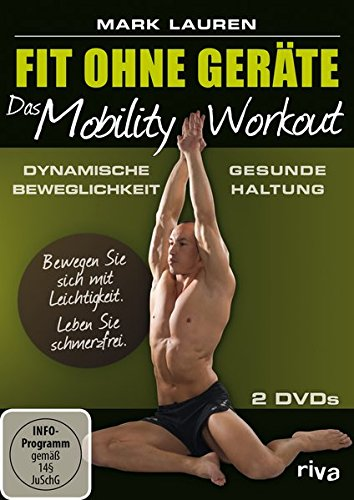 Fit ohne Geräte - Das Mobility-Workout, 1 DVD-Video