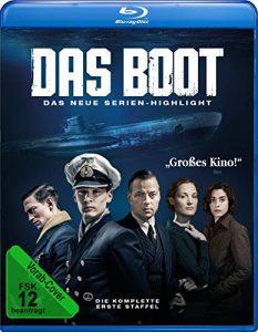 Das Boot- Die komplette 1. Staffel (Box) [Blu-ray]