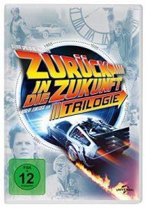 Zurück in die Zukunft – Trilogie (30th Anniversary Edition, 4 Discs)