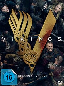 Vikings – Season 5.1 [3 DVDs]