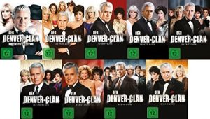 Der Denver-Clan – Season 1-9 im Set – Deutsche Originalware [58 DVDs]
