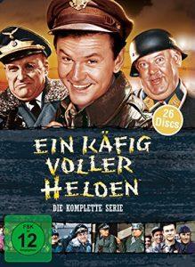Ein Käfig voller Helden – Die komplette Serie [26 DVDs]