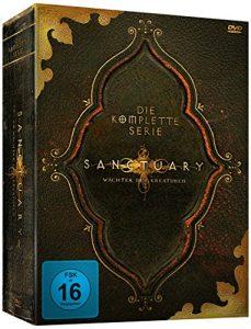 Sanctuary – Die komplette Serie (19 Discs)