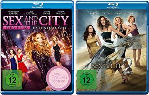 Sex and the City Teil 1+2 – Die Filme [Blu-ray Set]