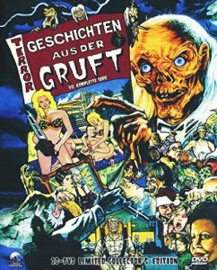 Geschichten aus der Gruft – Die komplette Serie [ Limited Collector's Edition ] Staffel 1-7 incl. Bootlek [20 DVDs]