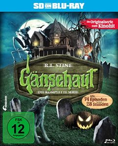 Gänsehaut – Die komplette Serie  (SD on Blu-ray)