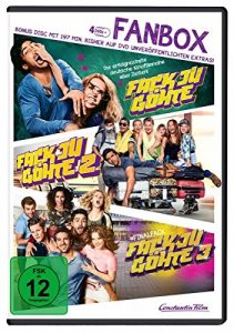 Fack Ju Göhte 1-3 – Fan Box (inkl. Bonus-Disc) [4 DVDs]