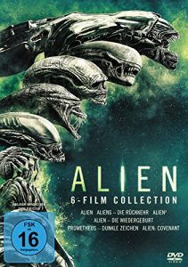 Alien – 6 Filme Collection [6 DVDs]