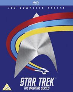 Star Trek Original Series Komplettbox in Deutsch und Englisch