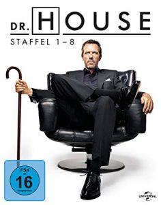 Dr. House – Die komplette Serie [Blu-ray]