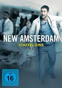 New Amsterdam – Staffel 1 [6 DVDs]