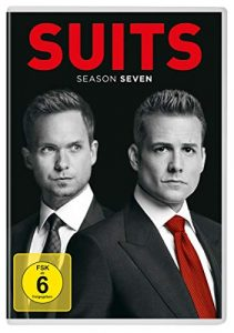 Suits – Season 7 [4 DVDs]