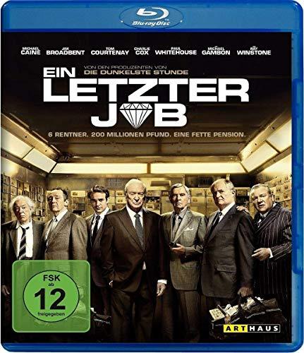 Ein letzter Job [Blu-ray]
