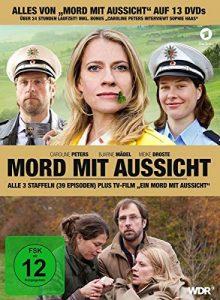 """Mord mit Aussicht, Alle 3 Staffeln plus TV-Film """"Ein Mord mit Aussicht"""" (13 DVDs)"""
