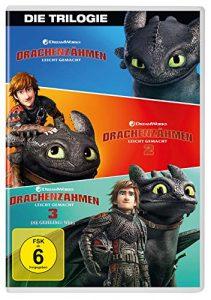 Drachenzähmen leicht gemacht 1 – 3 Movie Collection [3 DVDs]