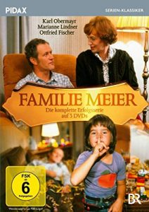 Familie Meier / Die komplette Erfolgsserie (Pidax Serien-Klassiker) [3 DVDs]