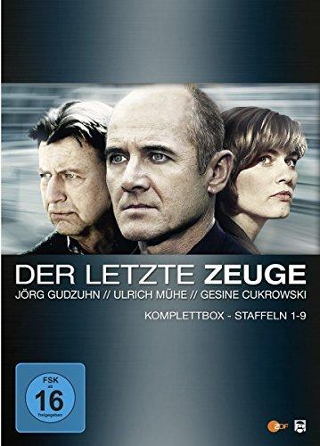 Der letzte Zeuge - Komplettbox [19 DVDs]