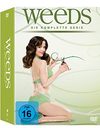 Weeds - Die komplette Serie (22 Discs) [Limited Edition]