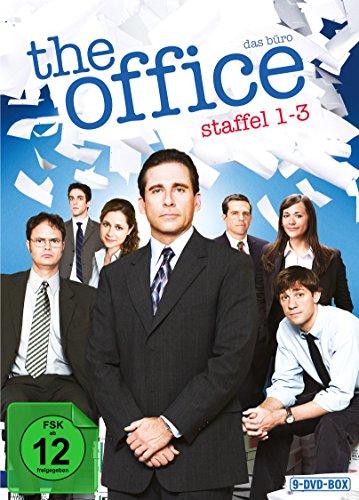 The Office (US) - Das Büro - Staffel 1-3 (9 DVDS)
