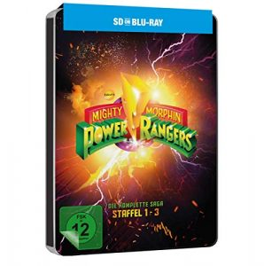 Power Rangers – Mighty Morphin Season 1-3 (SD on Blu-ray)