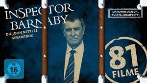 Inspector Barnaby – Die John Nettles Gesamtbox [47 DVDs + 1 CD]