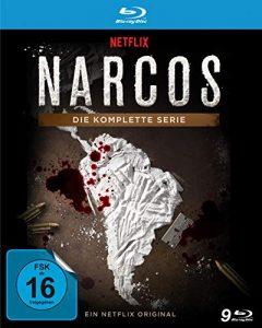 NARCOS – Die komplette Serie (Staffel 1 – 3) [Blu-ray]