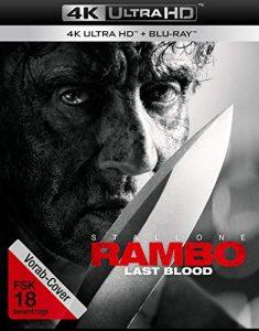 Rambo – Last Blood  (4K Ultra HD) (+ Blu-ray 2D)
