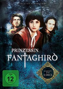 Prinzessin Fantaghirò – Komplettbox [5 DVDs]