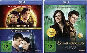 Rubinrot / Saphirblau + Smaragdgrün im Set – Deutsche Originalware [3 Blu-rays]