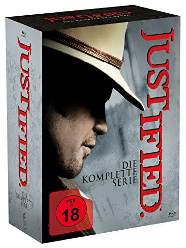 Justified - Die komplette Serie (18 Discs) [Blu-ray]