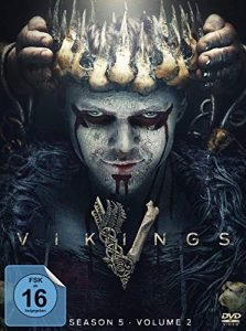 Vikings – Season 5 Volume 2 [3 DVDs]