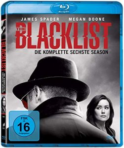 The Blacklist – Die komplette sechste Season [Blu-ray]