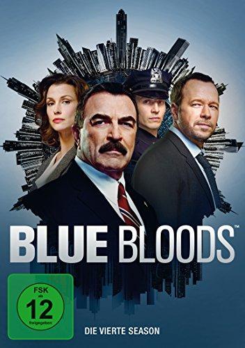 Blue Bloods - Die vierte Season [6 DVDs]