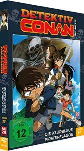 Detektiv Conan – 11. Film: Die azurblaue Piratenflagge