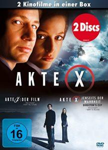 Akte X – Der Film/Jenseits der Wahrheit [2 DVDs]