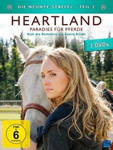 Heartland – Paradies für Pferde: Staffel 9.2 (Episode 10-18) [3 DVDs]