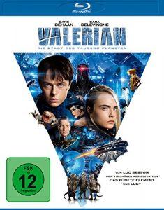 Valerian – Die Stadt der tausend Planeten [Blu-ray]