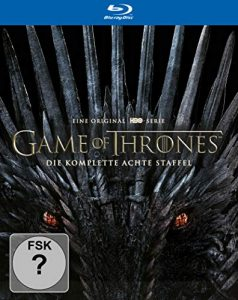 Game of Thrones – Staffel 8 [Blu-ray]